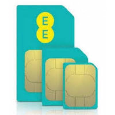 Free EE Sim Card