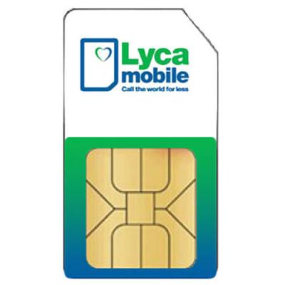 Free Lycamobile Sim Card
