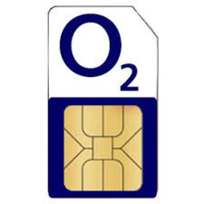 Free O2 Sim Card