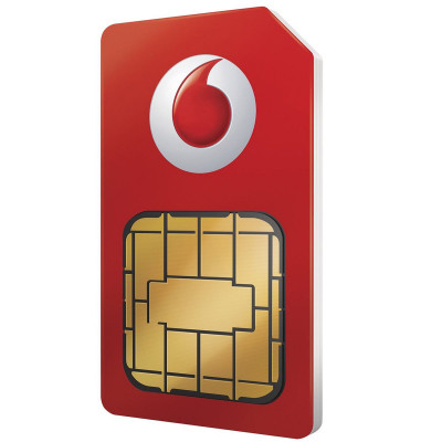 Free Vodafone Sim Card