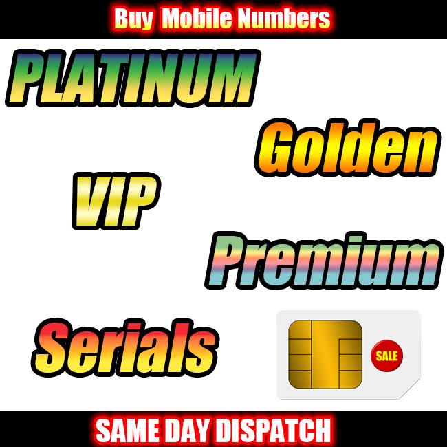 Buy Mobile Numbers